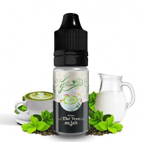 Concentré Thé vert au lait - Les gourmands