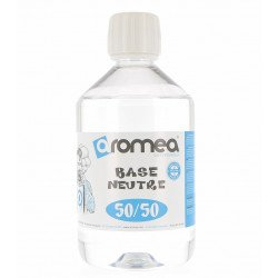 Base 50% PG / 50%VG - 500ml