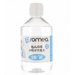 Base 30% PG / 70%VG - 500ml