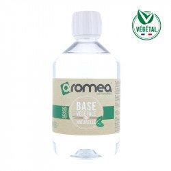 Base végétale 50/50 - 500ml