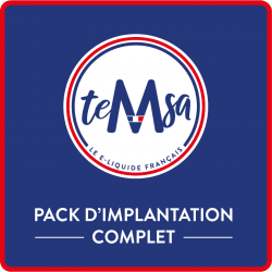 Pack implantation complet TEMSA