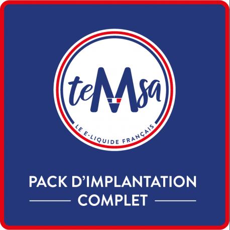 Pack implantation complet TEMSA