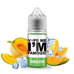 Concentré Green 30ml - Vape me i'm famous
