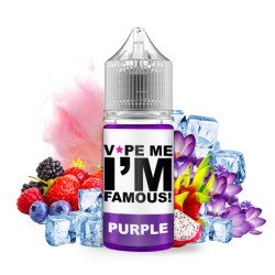 Concentré Purple 30ml - Vape me i'm famous