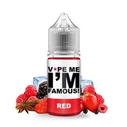 Concentré Red 30ml - Vape me i'm famous