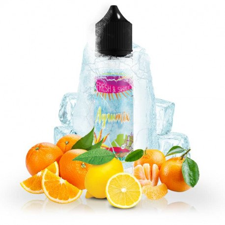 E-liquide AGRUMIX 50ml - Fresh & Sweet